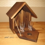 "Bird House ""Prank"" Dark"