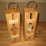 Gift Box For Wine Bottle