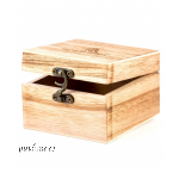 Puidust kinkekarp käekellale (BBK1)