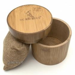 Puidust kinkekarp käekellale (BBK2)