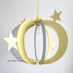 Laevalgusti Star (kollane)