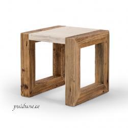 Kohvilaud AWCOL väike (taaskasutatud puidust)