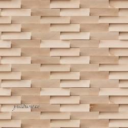 Seinapaneel Intina (uuest puidust)