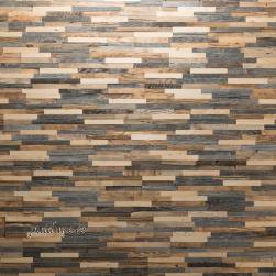 Seinapaneel Espressivo (taaskasutatud vanast puidust)