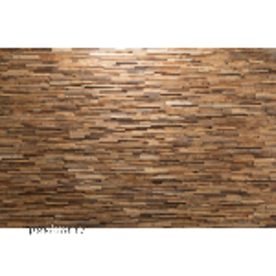 Seinapaneel Incognito (taaskasutatud vanast puidust)