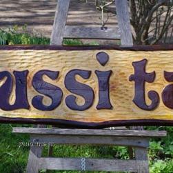 "Talusilt-viit H08 ""Jussi talu"""