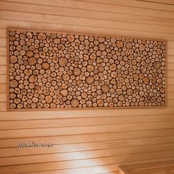 Kadakaplaat raamis (50x100 cm)
