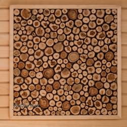 Kadakaplaat raamis (50x50 cm)