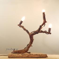 Disainvalgusti Pine (LED valgusega)