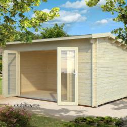 Aiamaja Ines (13,7 m²)