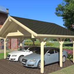 Autovarjualune Robert (20,6 m²)