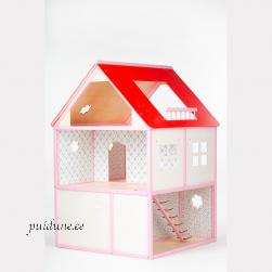 Nukumaja Villa Roosi (punase katusega)