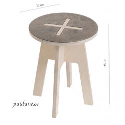 Ümmargune tool 123OK (Eesti disain)