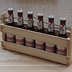 Pudelikast 6 pudelile (0,33)