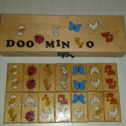 Doomino (värviliste piltidega)