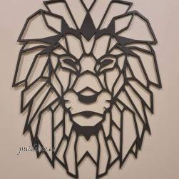 Seinadekoratsioon Lõvi