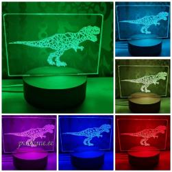 Valgustusega leedlamp T-Rex