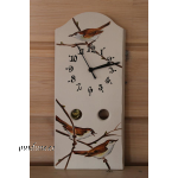 Seinakell pendliga (linnukestega okstel)