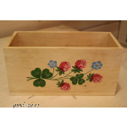 Paberrätikute karp (pildiga, naturaalne)