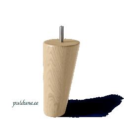 Viltused koonusjalad (kõrgus 13 cm, 4 tk)