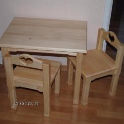 Lastelaud ja -toolid