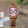 Naiste puidust käekell Kronograaf BBN002 4.png