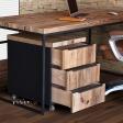 Kontorilaud ja sahtliboks taaskasutatud puidust3.png