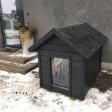 Dog house JACKY 2 black 7.png