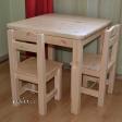 Puidust ja 2 tooli naturaalne lakitud.png